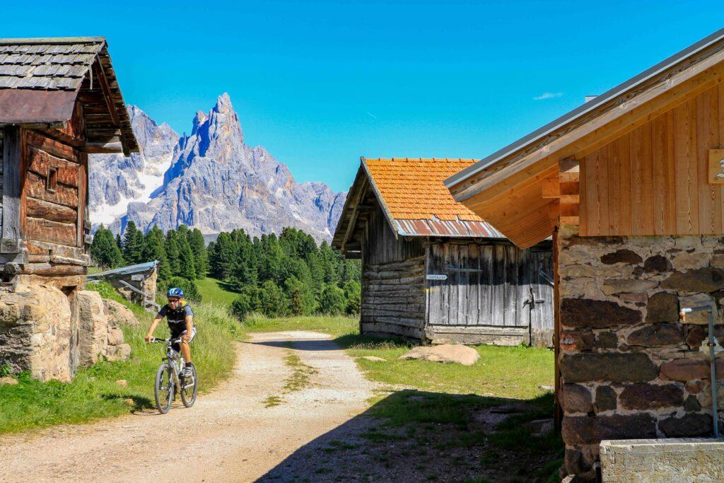 Bike tra le baite in Val di Fiemme