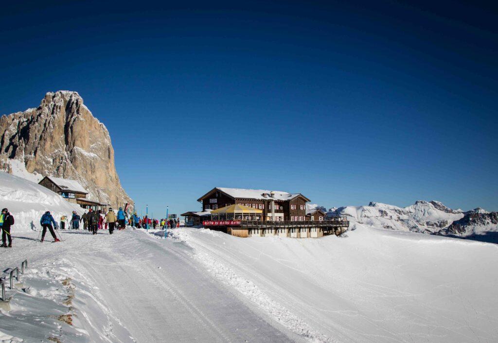Ski Area Col Rodella