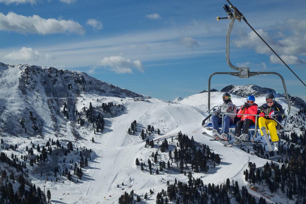 Ski Center Obereggen
