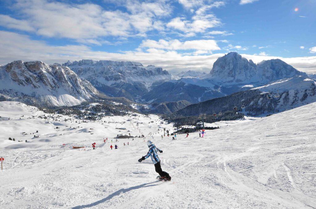 ski val gardena