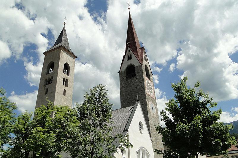 San Lorenzo di Sebato in Val Pusteria
