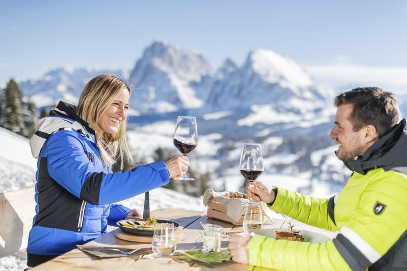 Emozioni e gusto sull'Alpe di Siusi