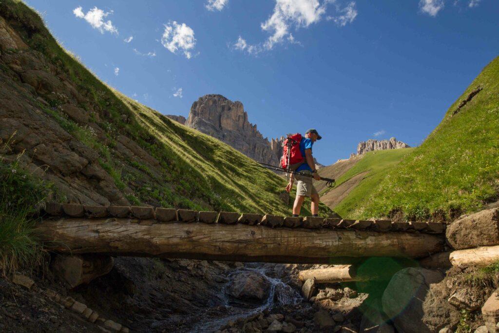 Escursioni al Passo Sella
