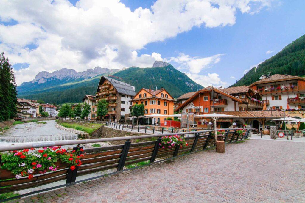 Moena in Val di Fassa
