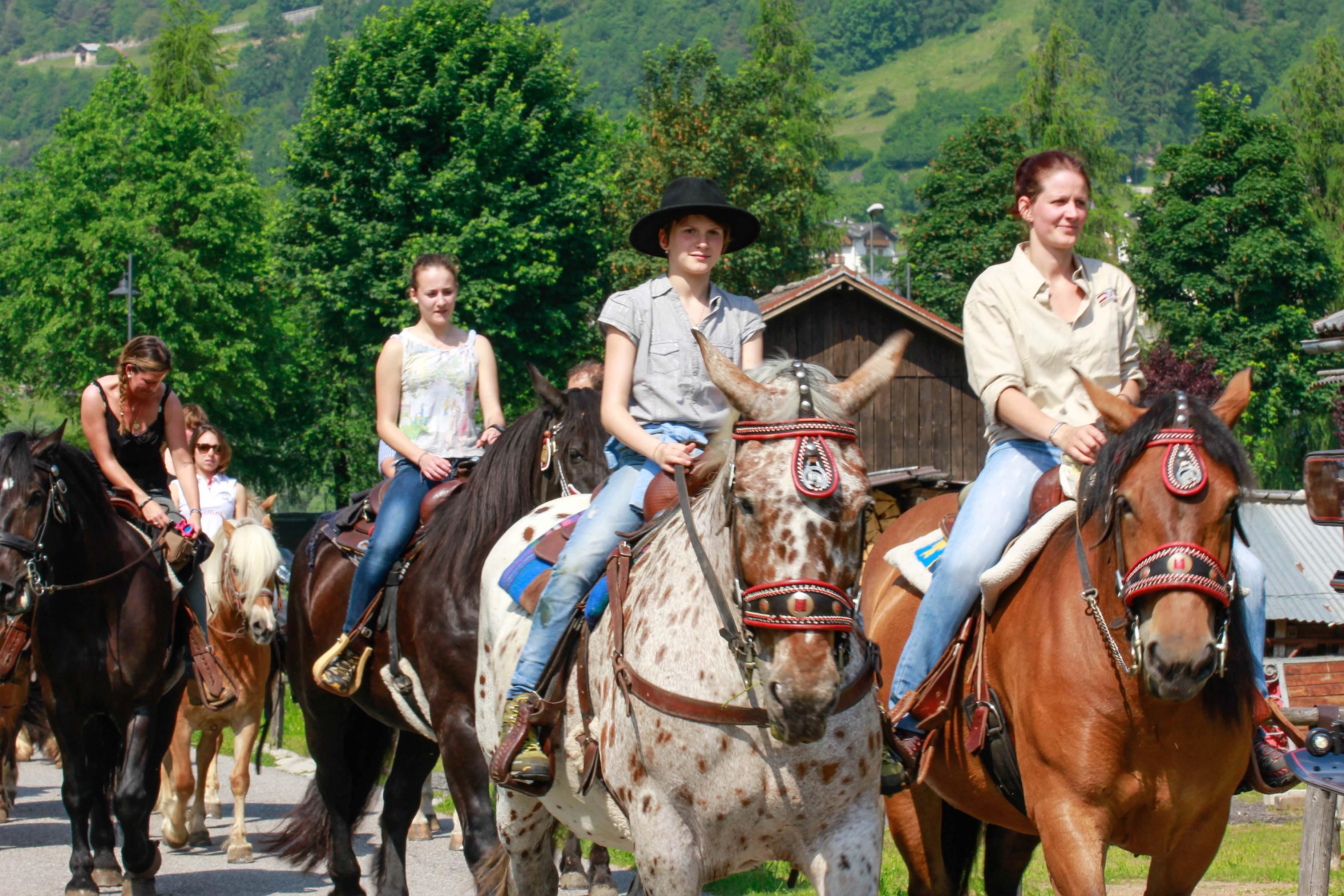 natura a cavallo