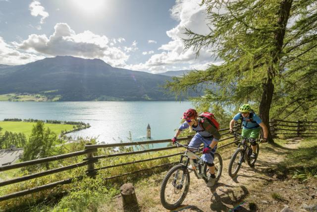 Passeggiata in E-Bike Alto Adige