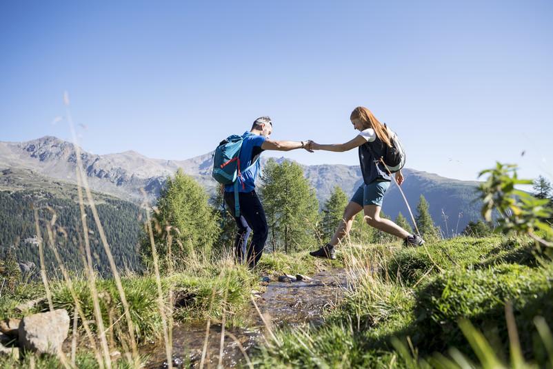 Escursioni Val d'Ultimo