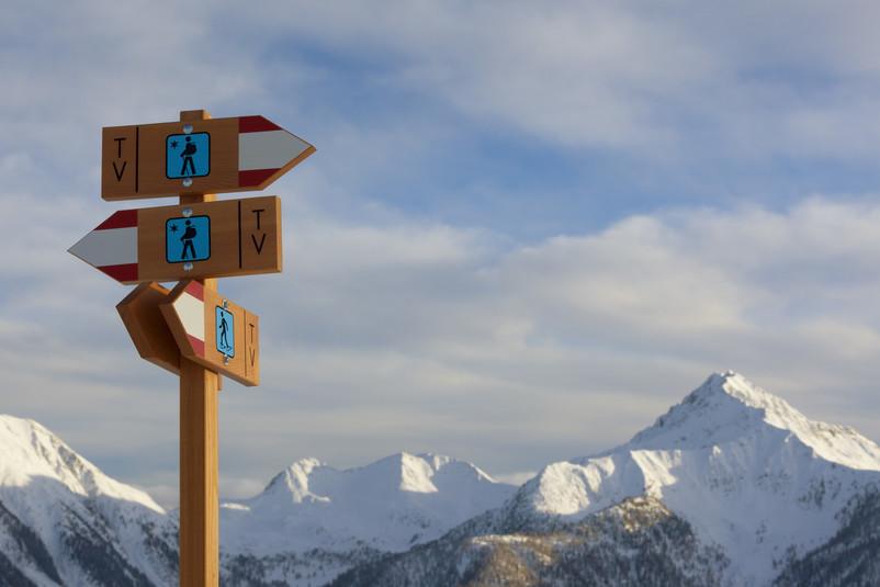 Area sciistica Schwemmalm in Val d'Ultimo