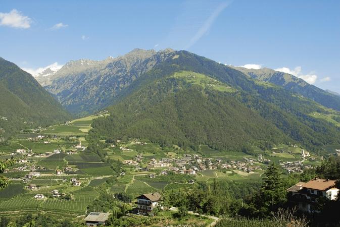 Rifiano Val Passiria