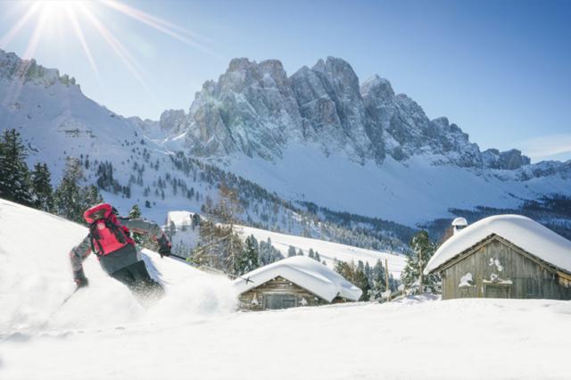 Sci Alpinismo Val di Funes