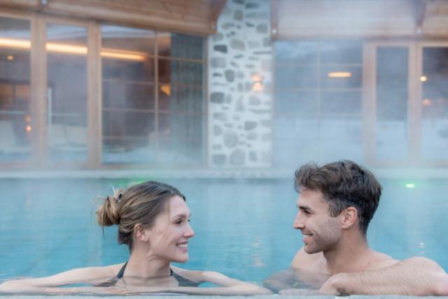 Aufguss & Pool