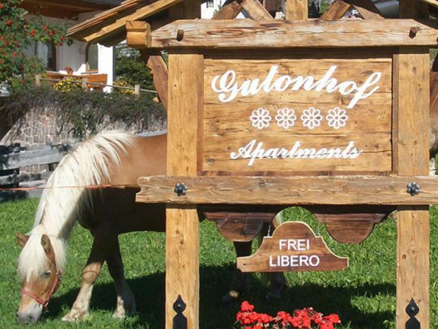 Agriturismo Gutonhof a Selva di Val Gardena