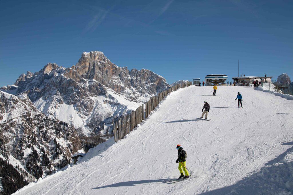 Ski Area San Martino