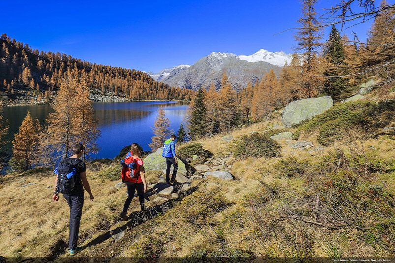 Escursione in Val Rendena