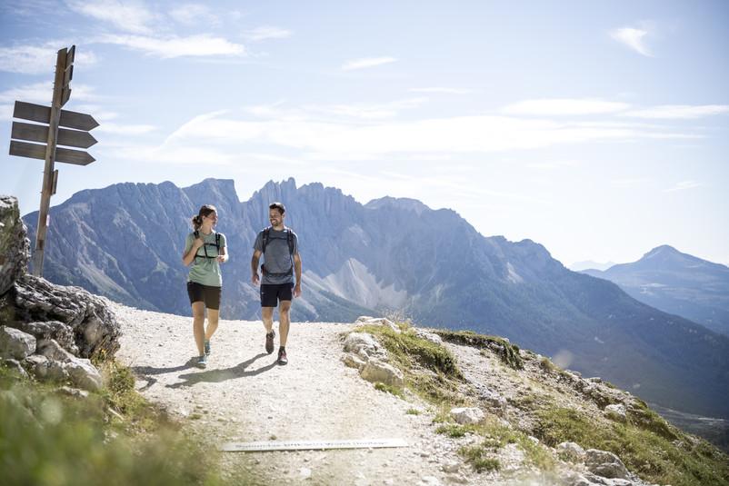 Escursioni in Val d'Ega