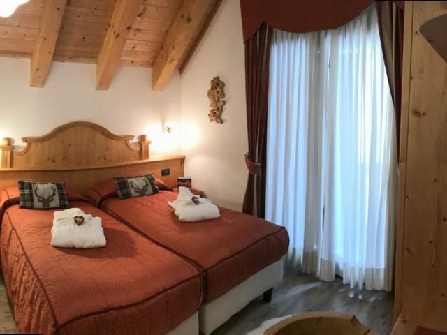 Camere Rifugio Passo Staulanza in Val di Zoldo