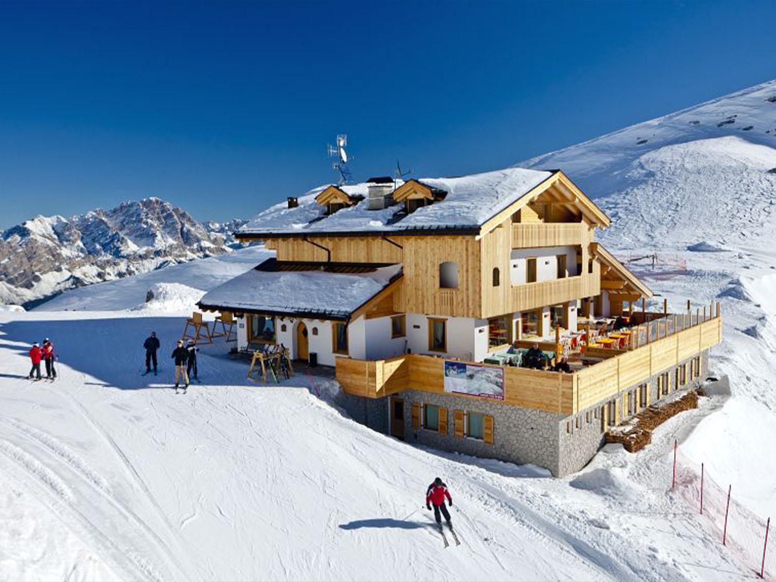 Rifugio Averau Dolomiti Ampezzane