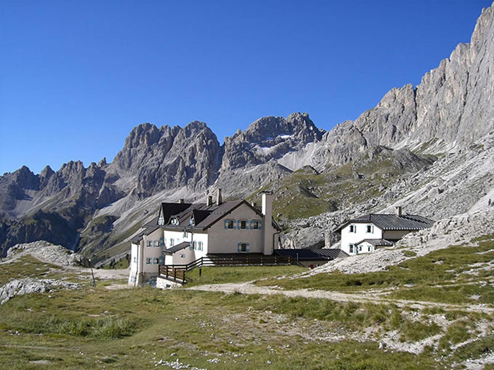 Rifugio Vajolet Gruppo del Catinaccio
