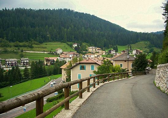 Ruffrè in Val di Non