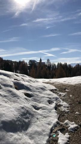 La Valle - Santuario Santa Croce