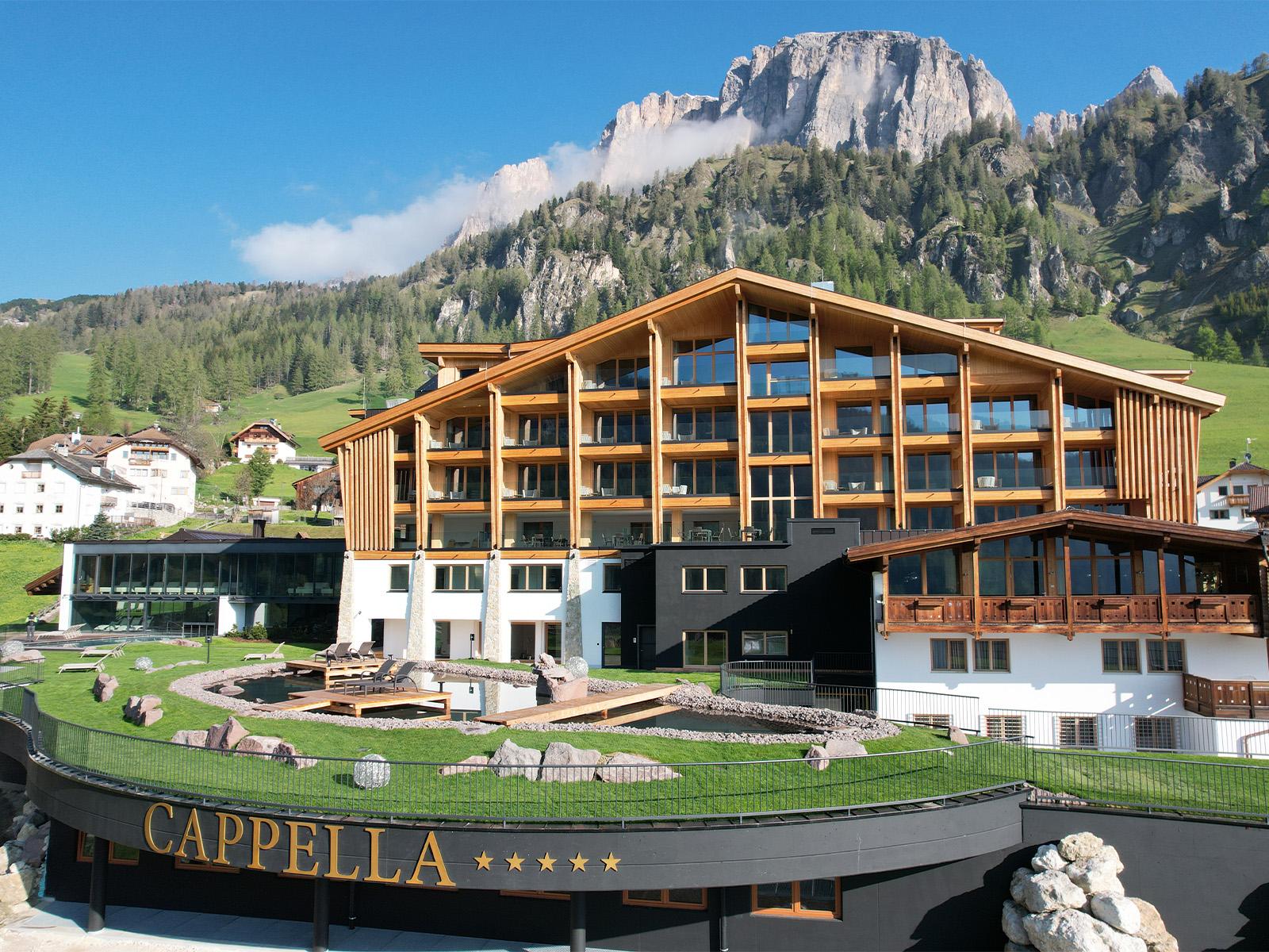 Hotel Cappella in Val Badia