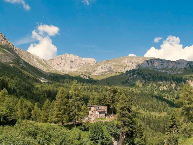 Rifugio Taramelli Val di Fassa